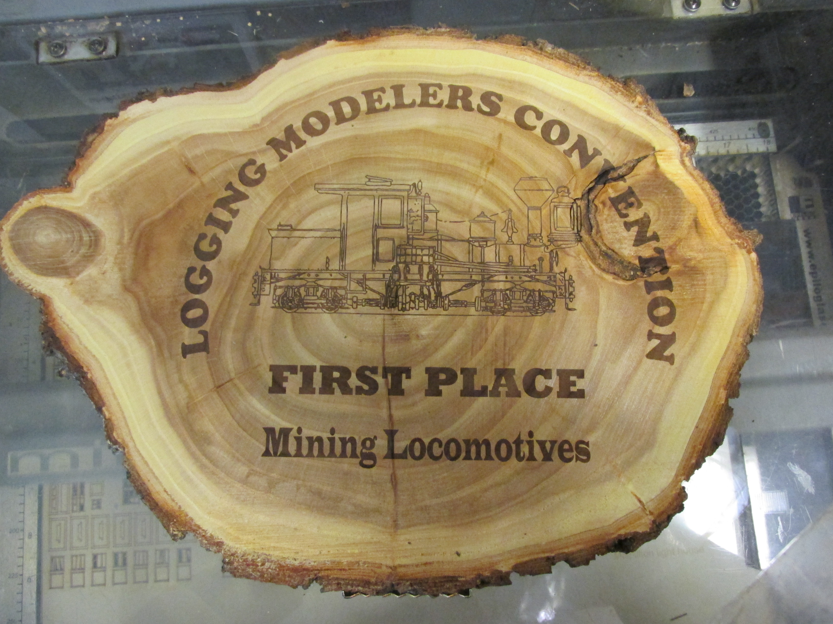 Well known Westside Reunion Logging Modelers Convention OH07